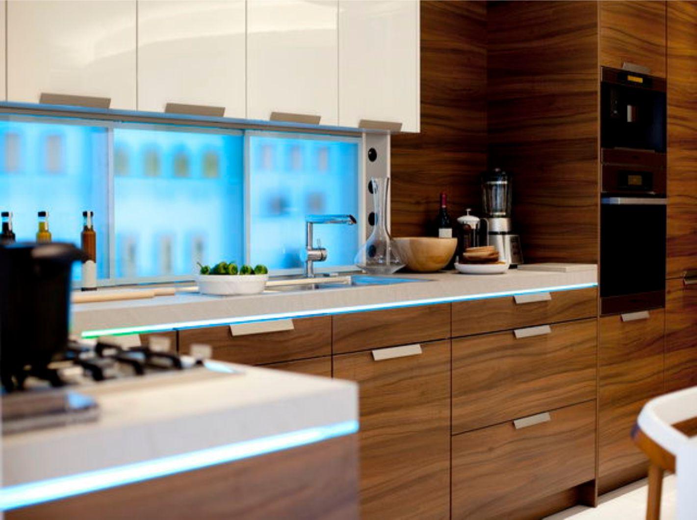 Cuisines de qualité supérieure en bois naturel  TEAM 7