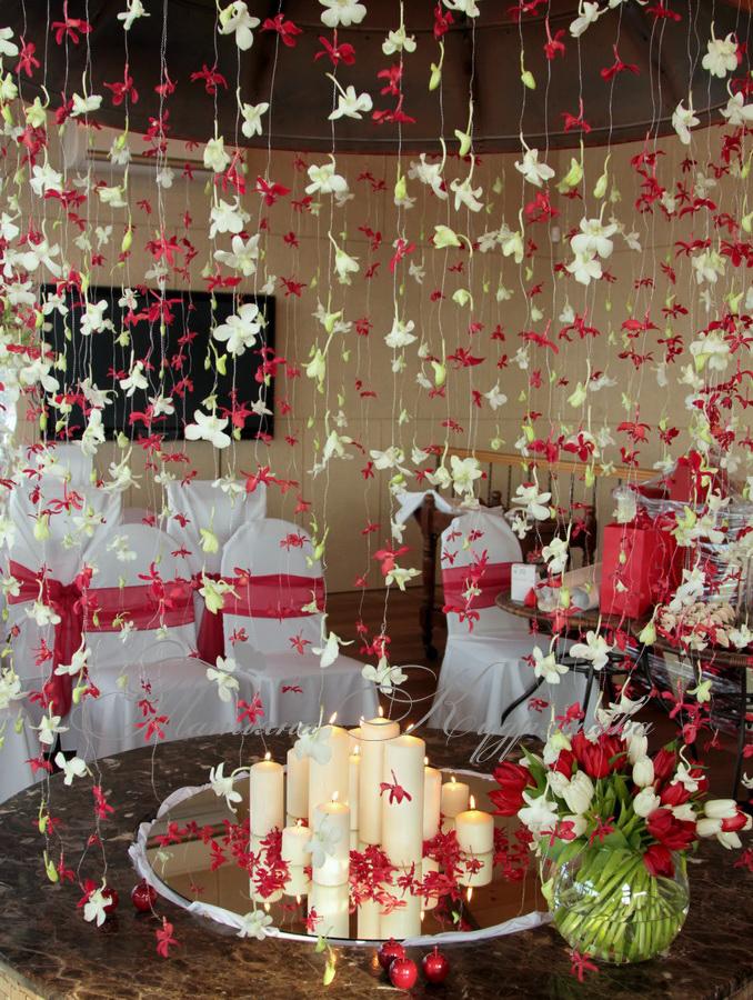Оформление дома своими руками фото на свадьбу