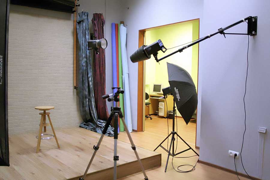 business photo studio