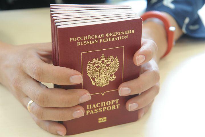 Документы для подачи детского загранпаспорта